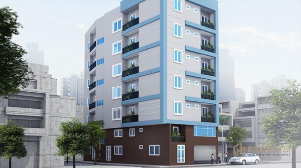 Bán nhà 7 tầng mới, sẵn DORM doanh thu 100tr/ tháng gần ĐH Ngoại thương giá chỉ 18.5 tỷ