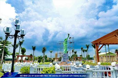 Century city Kimoanh group chiếc khấu cao cho nhà đầu tư mùa COVID 16.5 triệu:/m2