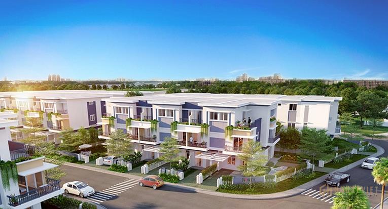 Dự án khu dân cư Tây Bàu Giang