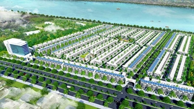 Fenix City Hậu Giang