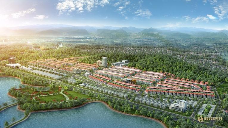 Khu đô thị Kosy Lào Cai