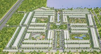 Nhà phố vườn ven sông Saigon Village