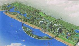 Khu du lịch sinh thái Tân Dân