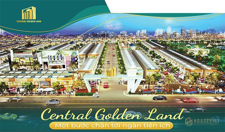 Central Golden Land