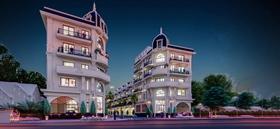 Khu nhà phố 52 Nguyễn Xiển Quận 9