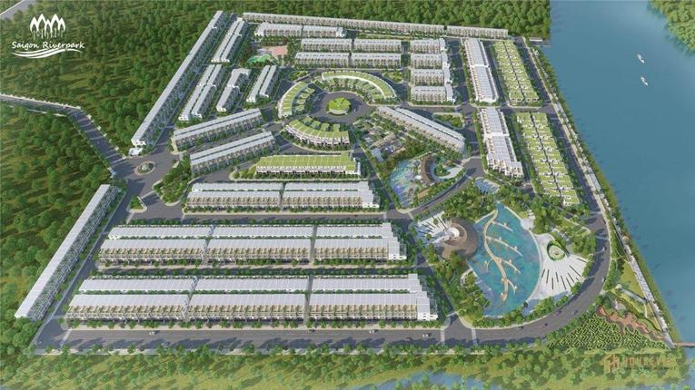 Saigon Riverpark Tân Kim Cần Giuộc  Long An
