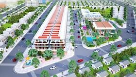 Đất Nền Lavender Central Mall Bàu Bàng