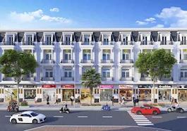 Dự án Chợ và Nhà phố Thị xã Bình Minh