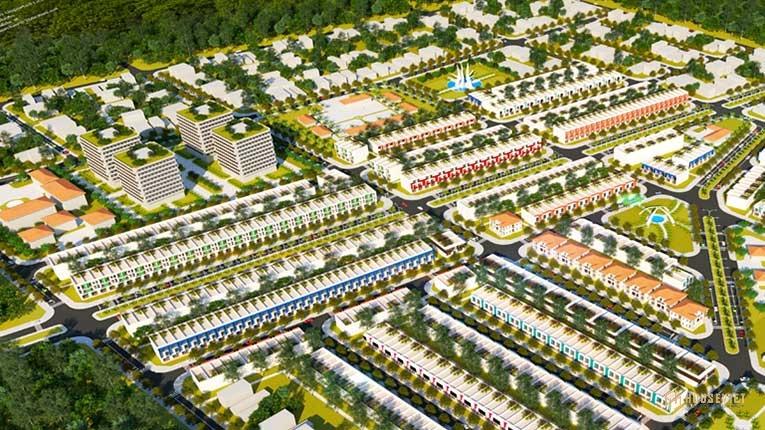 Dự án Khu dân cư Nam An Hòa