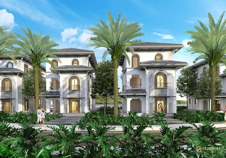 Kiến trúc Golden City Resort