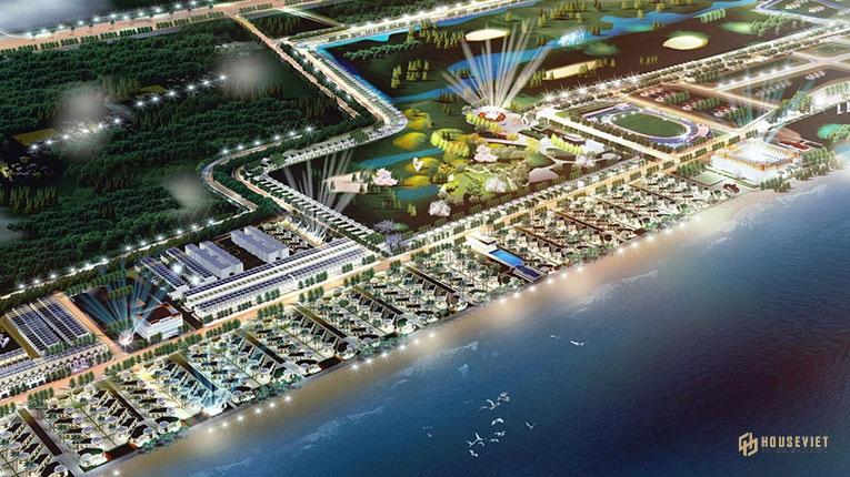 Hoa Tiên Paradise - Xuân Thành Golf and Resort