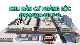 Khu dân cư Hoàng Lộc Tân Uyên