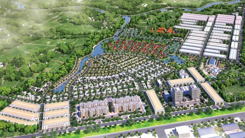 Khu dân cư Phú An Lành