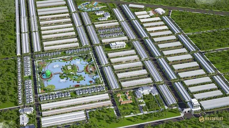 Khu Đô Thị Cà Mau New City
