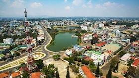 Khu đô thị, dịch vụ giải trí hồ Nam Phương 2