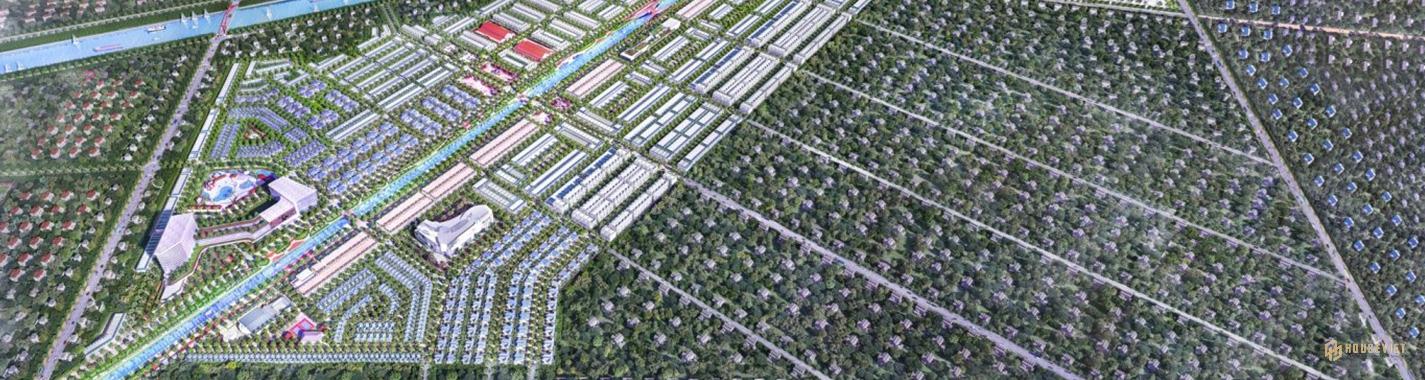 Khu Đô Thị Mekong Centre Sóc Trăng