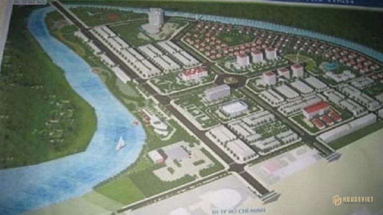Khu đô thị sinh thái Nam Cầu Phủ