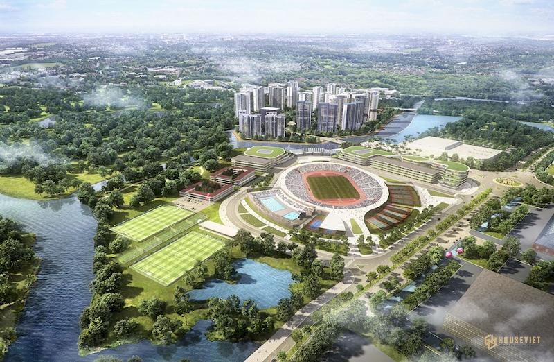 Khu đô thị thể thao Saigon Sports City