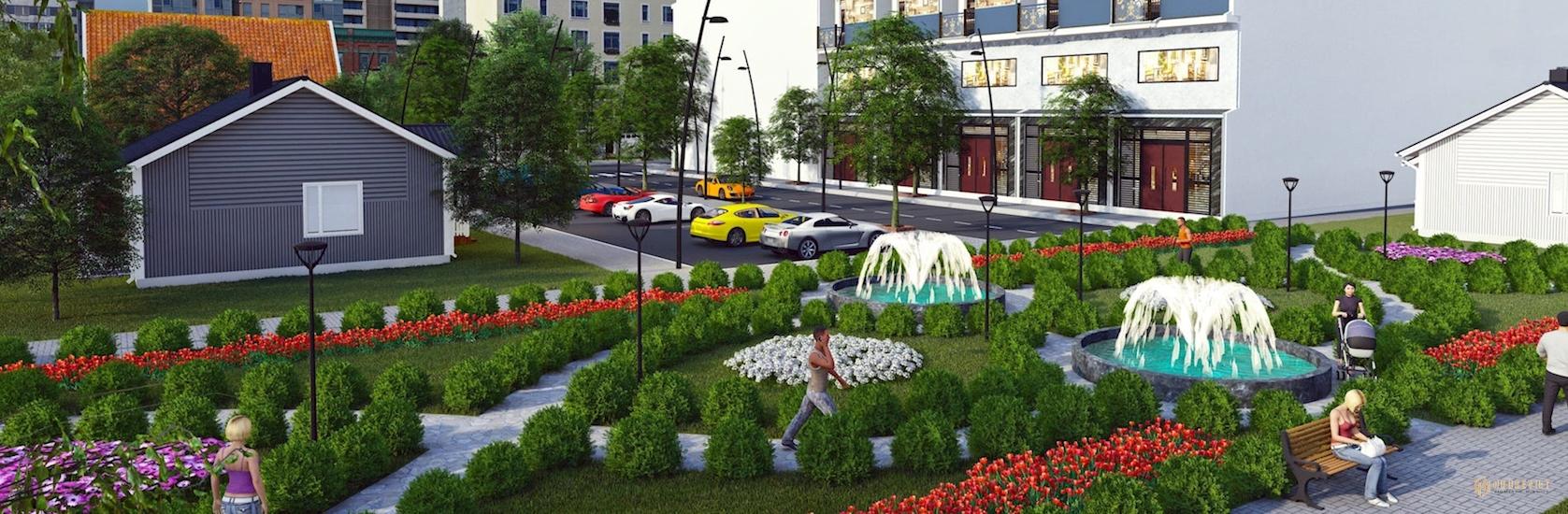 Lux Home Gardens