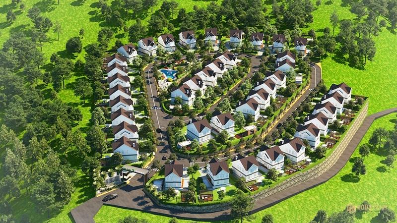 Nam Ban Villas Lâm Đồng