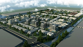 The New City Châu Đốc