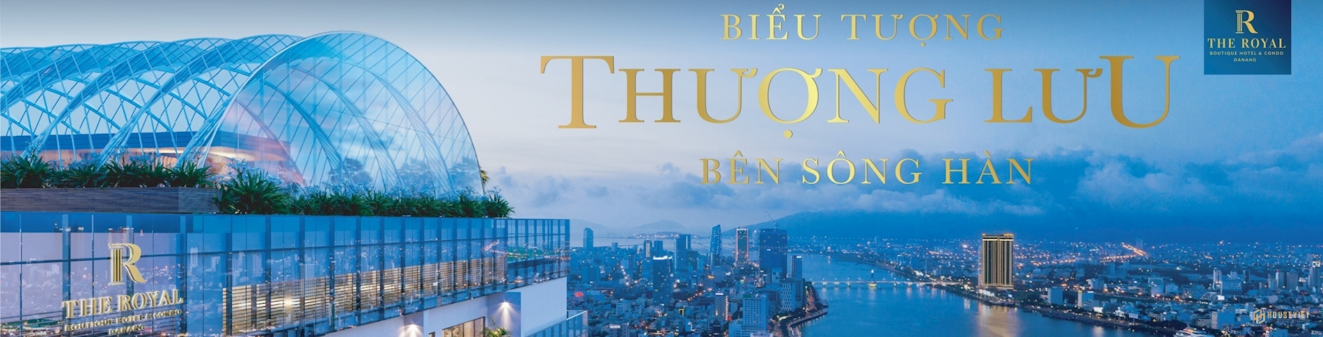 The Royal Đà Nẵng Boutique Hotel & Condo