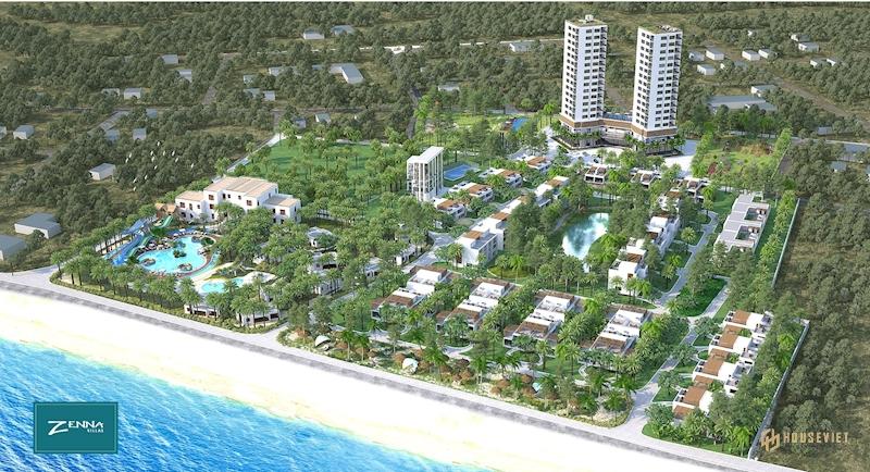 Zenna Resort Villas