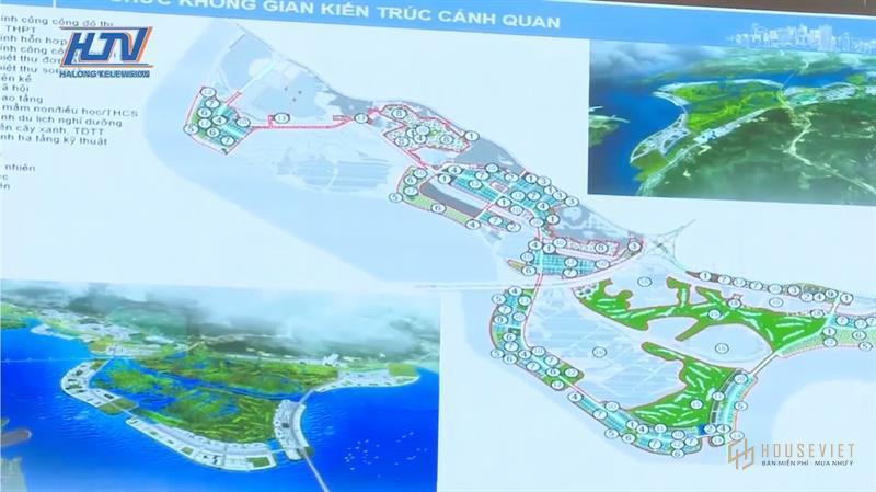 Đẩy nhanh tiến độ dự án Khu đô thị phức hợp Hạ Long xanh