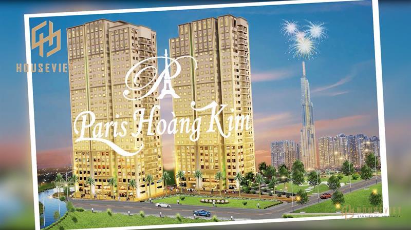 Dự án căn hộ cao cấp Paris Hoàng Kim Quận 2 | House Viet giới thiệu